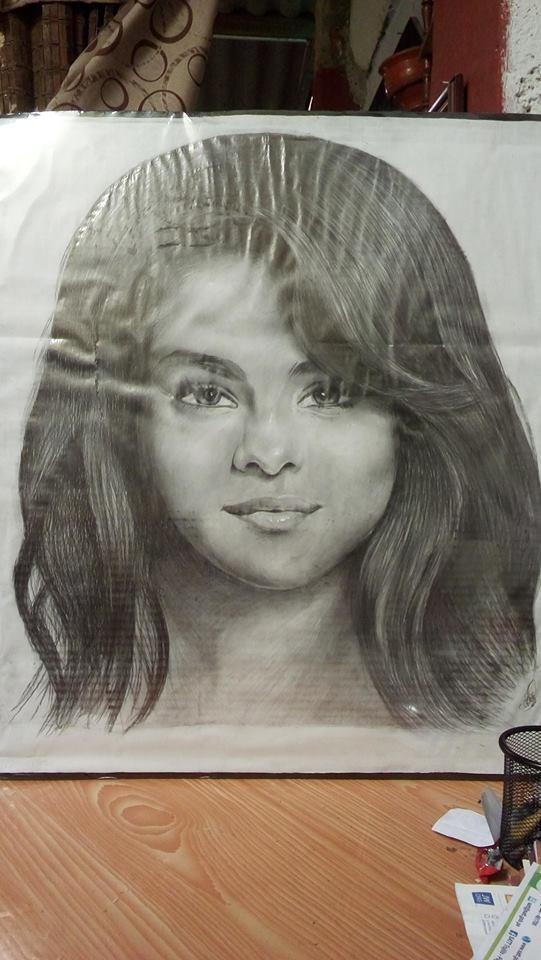 Selena Gomez por jeshua7